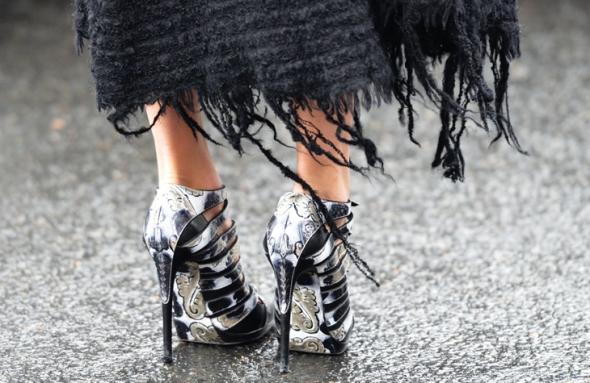 Evelina Galli dream shoes